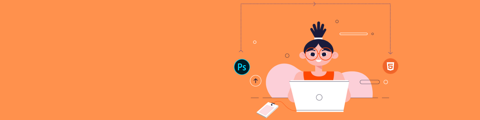 PSD to HTML converting