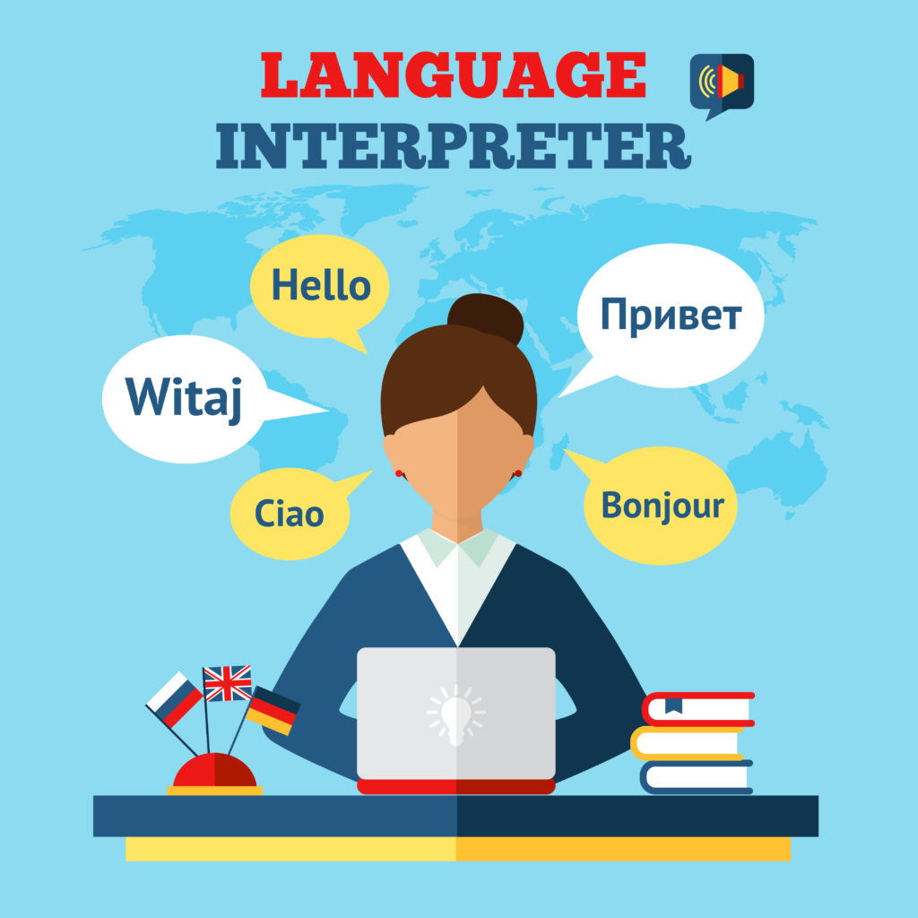 Website translation service